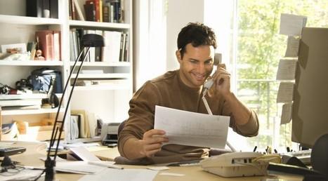 #RRHH ¿Cómo organizar tu oficina en casa? | Making #love and making personal #branding #leadership | Scoop.it