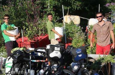 Ils ont parcouru 12.000 kilomètres et traversé 20 pays pour étudier l'agriculture urbaine! | Agriculture urbaine et rooftop | Scoop.it