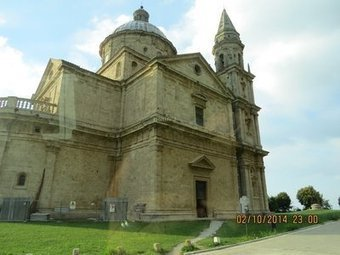 Montepulciano a masterpiece of Tuscany | Italia Mia | Scoop.it