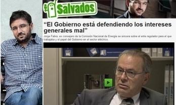 Salvados y la luz oscura - Antonio Barrero en Energías Renovables, el periodismo de las energías limpias. | energía tibt | Scoop.it