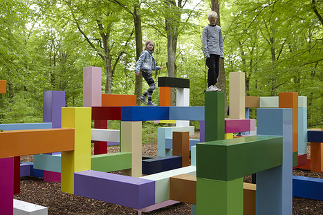 Jacob Dahlgren : Primary structure | Art Installations, Sculpture | Scoop.it
