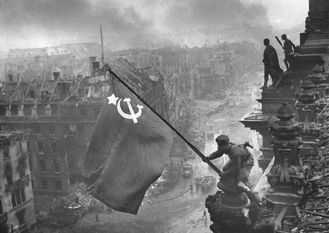World War II: The Fall of Nazi Germany   Best of Photojournalism   Scoop.it