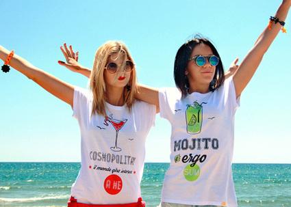 Raccontare l'estate con quel tanto di SoleinZucca: 7 domande a Gabriele Coluzzi   T-shirt. Il tatuaggio di stoffa   Il tatuaggio di stoffa   Scoop.it