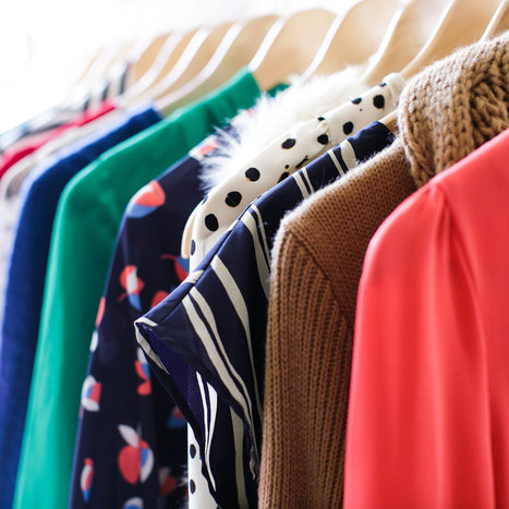 Stitch Fix | Blog — <br/> Spring Cleaning: Five Simple Tips to Organize... | Organizing and Downsizing a home | Scoop.it
