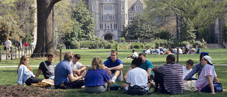 Why America's Top Colleges Offer Free Classes Online - Mental Floss   Next News: About upgrading competences   Scoop.it