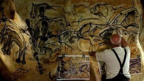 Comment le cinéma s'est inventé dans les grottes préhistoriques ?  - RFI | Aux origines | Scoop.it