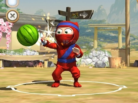 Clumsy Ninja v 1.62 APK ( Mod Unlimitied Gold Coins/Gem ) - Download Android Free APK | Free Download APK for Android | Scoop.it