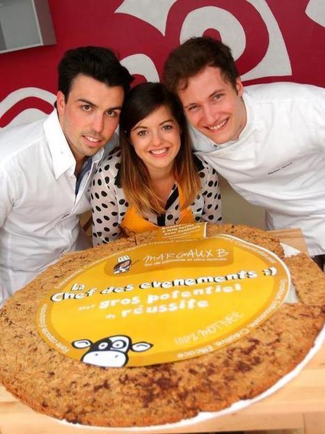 Elle postule chez Michel & Augustin avec un CV cookie géant - Mode(s) d'emploi | Accompagner la démarche portfolio | Scoop.it