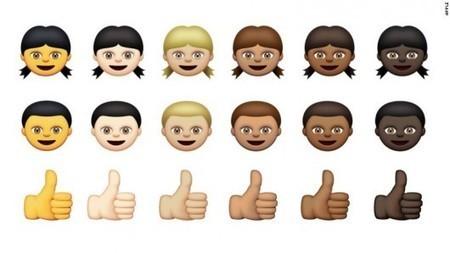 Apple ethnicise ses émoticônes | veiller | Scoop.it