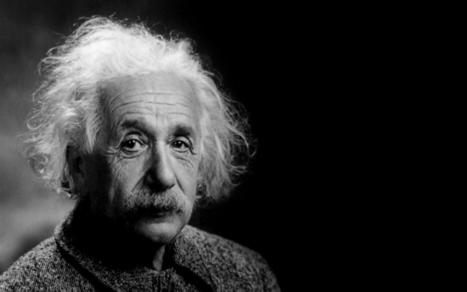 Einstein and Spherical Sheep in a Vacuum | Wool Blog | Scoop.it