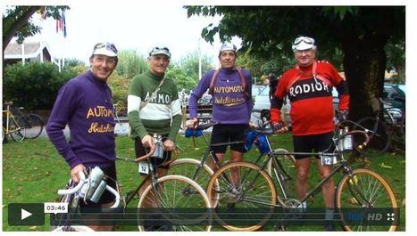 Andernos, Première Vélocéane : un succès pour la randonnée de vélos anciens | Tourisme sur le Bassin d'Arcachon | Scoop.it