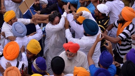 Latest News: Clash at Golden Temple on Op Blue Star anniversary | Latest News | Scoop.it