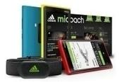 Adidas et Nokia font équipe pour une appli de fitness | Aide en musculation | Scoop.it