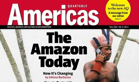 The Amazon Today:  How it is Changing and more | Rainforest EXPLORER:  News & Notes | Scoop.it
