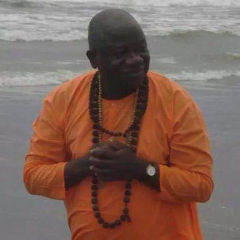 Guide Kwesi Essel, first African Hindu monk, dies | World Spirituality and Religion | Scoop.it