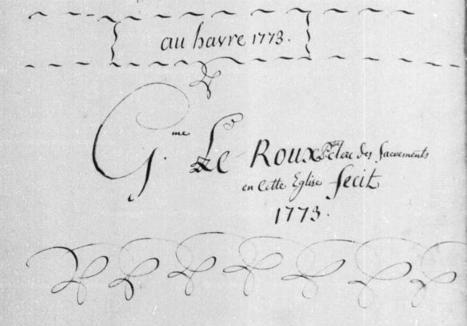 Les tables alphabétiques décryptées par un prêtre du 18e siècle   Le meilleur site pour réaliser sa généalogie   Rhit Genealogie   Histoire Familiale   Scoop.it