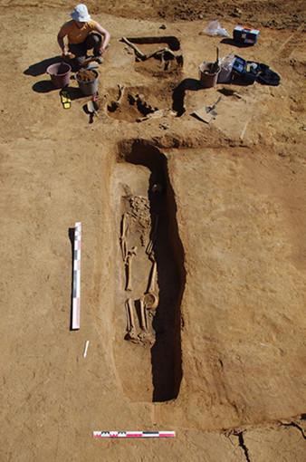 Fouilles archéologiques à Woippy : cadavres et squelette de cheval ... - Tout-Metz | Histoire et Archéologie | Scoop.it