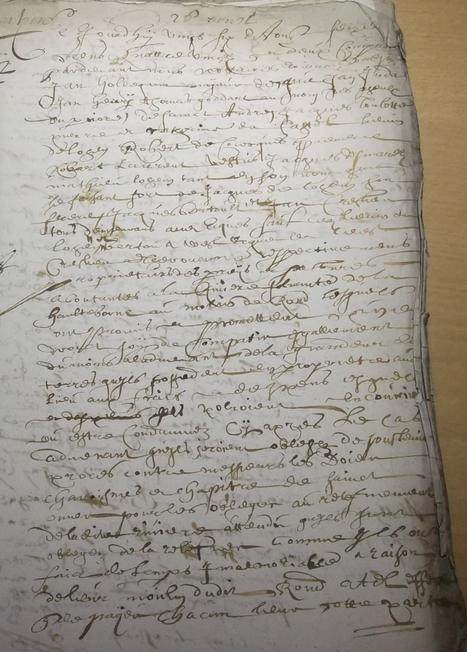 Relever les rives de la rivière à Ecques en 1682 | blog de Jobris | Scoop.it