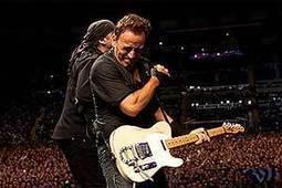 Springsteen adds second NZ show - Stuff | Bruce Springsteen | Scoop.it