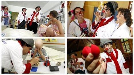 Rolando Villazon fait le clown à l'hôpital - Actu musicale - France Musique | Clowns Z'hôpitaux, NEZ pour la rencontre - les coeurs visiteurs | Scoop.it