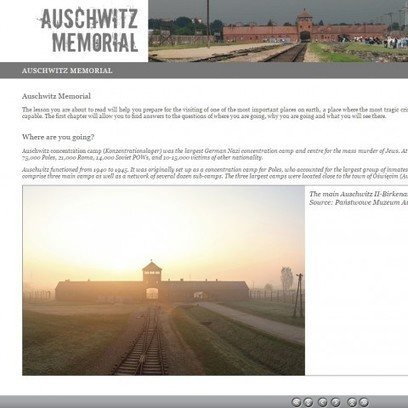 Auschwitz-Birkenau | technologies | Scoop.it