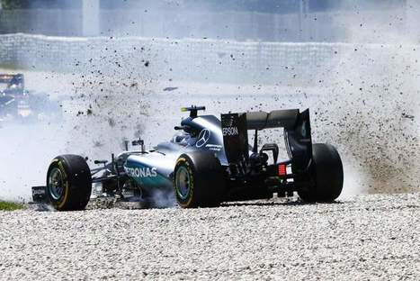 New Rosberg emerges from dust-up with Hamilton | F 1 | Scoop.it