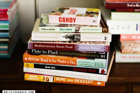 Food bloggers turning cookbook authors & vice versa – Three lists » delicious:days | More Than Just A Supermarket | Scoop.it