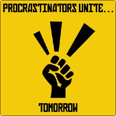 The Paradox of Procrastination | People & Organisational Psychology News | Scoop.it