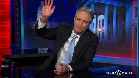 Jon Stewart, «satiriste en chef» des Etats-Unis, quitte le «Daily Show» | DocPresseESJ | Scoop.it