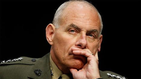 #GRAVE | John Kelly dijo en 2015 que EE.UU. intervendría a Venezuela si la OEA lo solicitaba | Mensaje Directo | Política para Dummies | Scoop.it