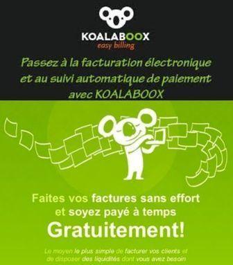 Logiciel professionnel gratuit en ligne KoalaBoox Fr 2015 licence gratuite logiciel de facturation | Logiciel Gratuit Licence Gratuite | Scoop.it
