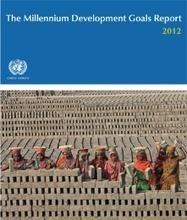 The Millennium Development Goals Report 2012 | UNDP | Social Issues Mag | Scoop.it