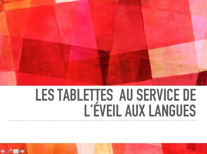 TICE et langues | TIC et TICE mais... en français | Scoop.it