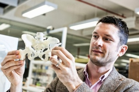 Master course of 3D bio-printing human body parts launched | 3D_Materials journal | Scoop.it