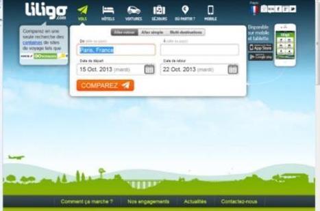 La SNCF cède son moteur de recherche Liligo | Tourisme & Comparateurs | Scoop.it