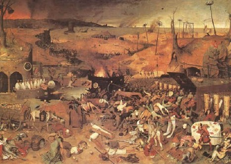 bubonic plague time period - Google Search | The black Death | Scoop.it
