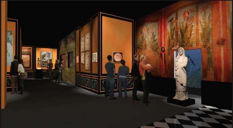 Pompeii the Exhibit: Life and Death in the Shadow of Vesuvius | Ancient Civilizations | Scoop.it
