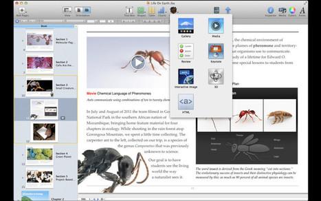 Des manuels pas chers, un format propriétaire : les révolutions Apple | BiblioLivre | Scoop.it