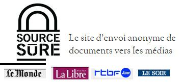 «Source sûre», plateforme francophone pour lanceurs d'alertes | DocPresseESJ | Scoop.it