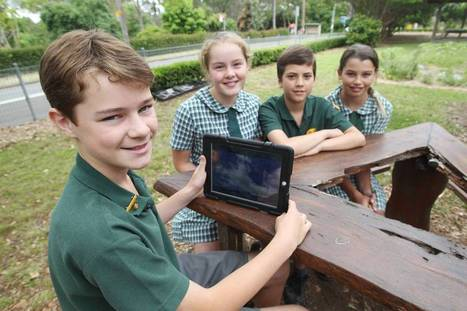 Arcadia pupils' chance of a lifetime | Modern Educational Technology and eLearning | Scoop.it