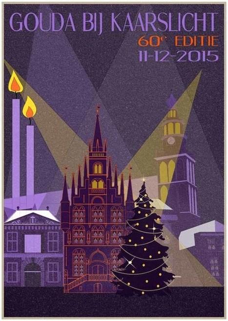 60 jaar Gouda bij Kaarslicht wordt groots gevierd! | ChristenUnie Gouda | Scoop.it