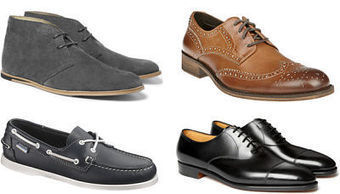Important Shoes for Men | Fashion | Scoop.it
