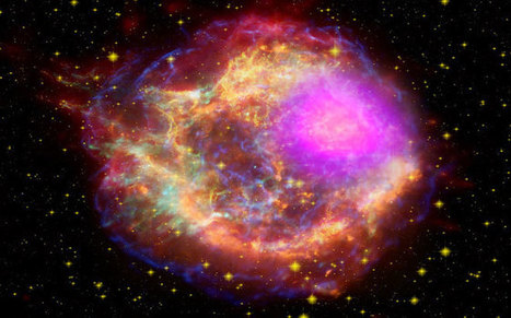 What? Cosmic rays? | General | Scoop.it