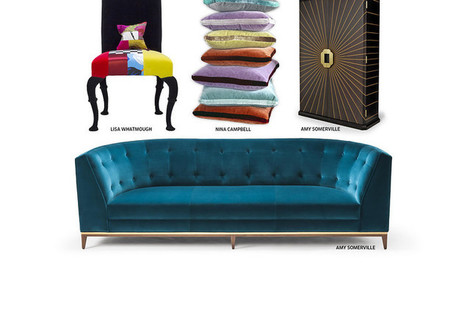 Perk Up Your Home With a Bolt of Color - Wall Street Journal | Color For Your Home | Scoop.it