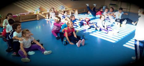 expresión oral y educación física: el tren viajero - el valor de la ef | educación, discapacidad y actividad fisica | Scoop.it
