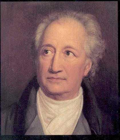 28 août 1749 naissance de Johann Wolfgang von Goethe   Racines de l'Art   Scoop.it