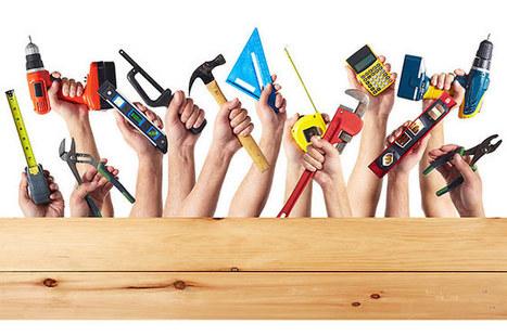 43 outils pour aider les entrepreneurs | Work and Joy© | Scoop.it