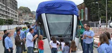 Alstom a transformé Rio avec son tram | L'actu des tramways | Scoop.it