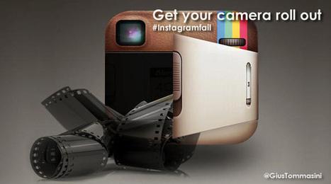 Quando Instagram voleva vendere le foto: fenomeno di social-isteria collettiva   InTime - Social Media Magazine   Scoop.it
