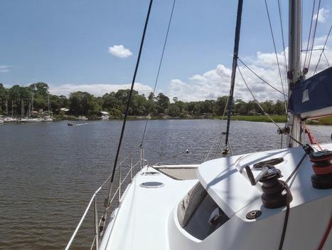 Géorgie vers Savannah   Voyage en Catamaran, rien de plus simple.   Scoop.it